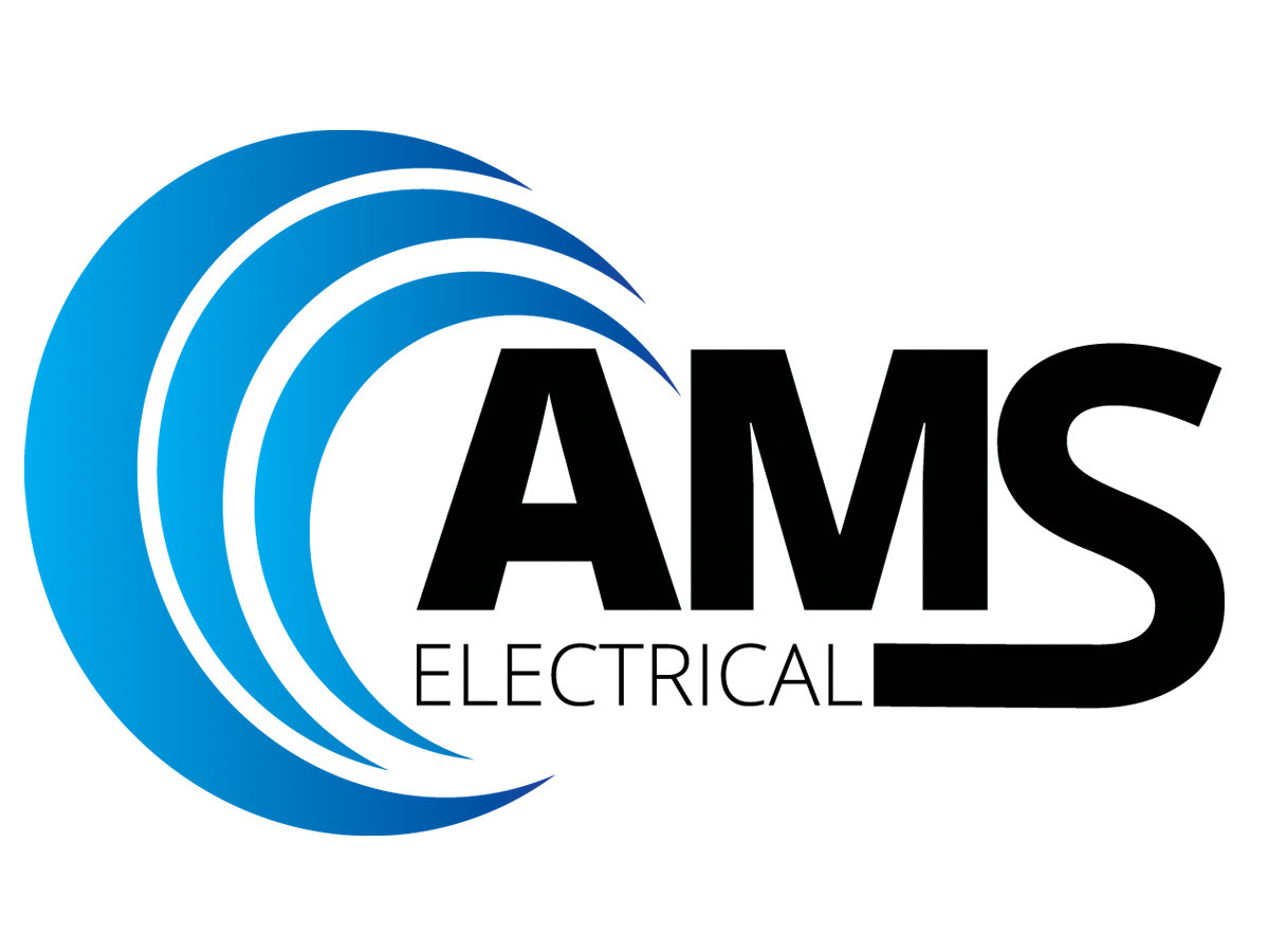 AMS Electrical logo