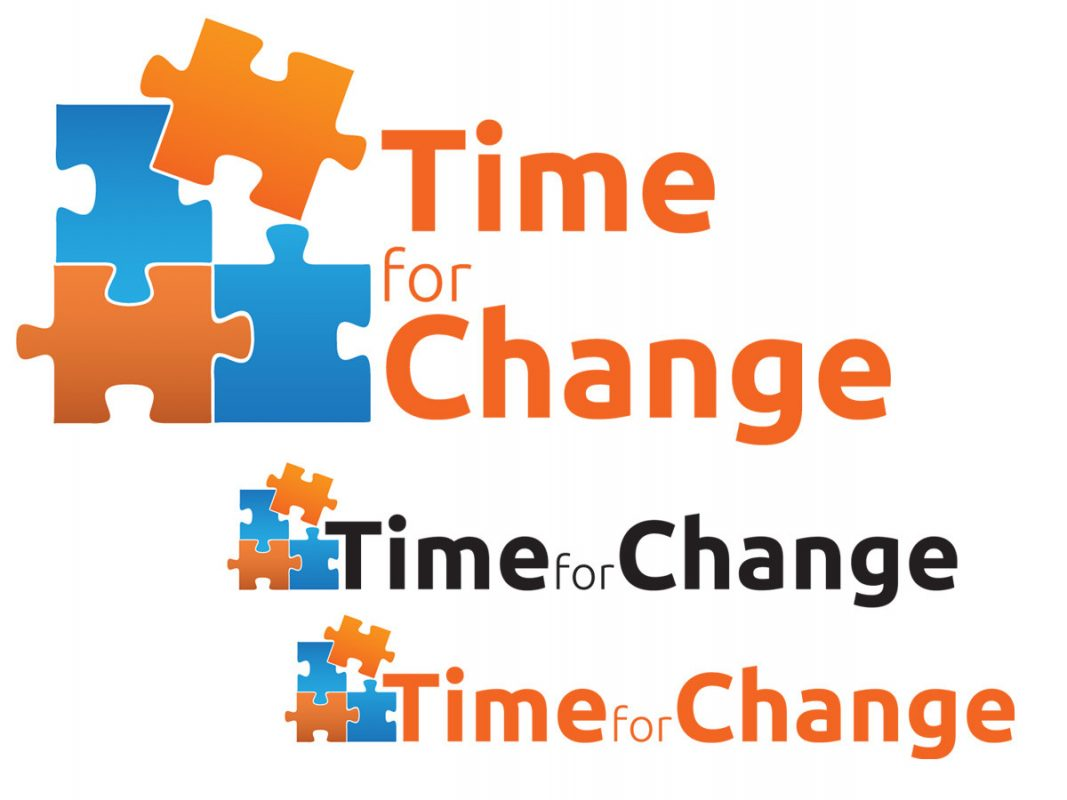Time for Change Logo