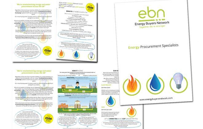 Energy Business Network brochure