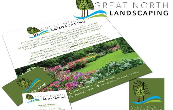 great-north-landscaping-logo-leaflet-card