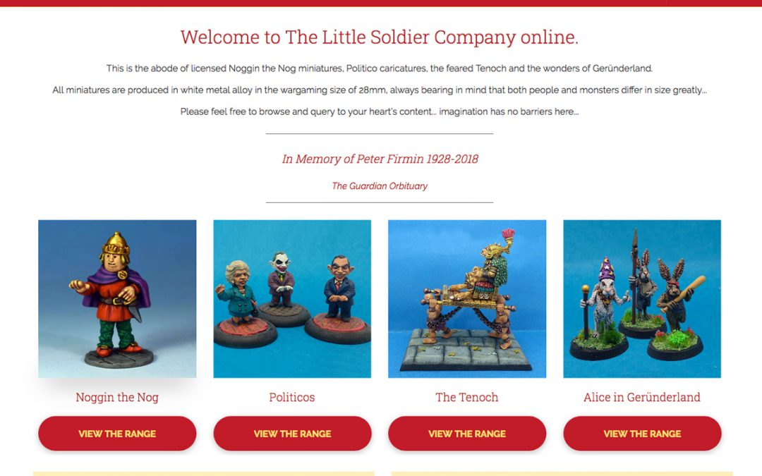 LITTLE SOLDIER COMPANY