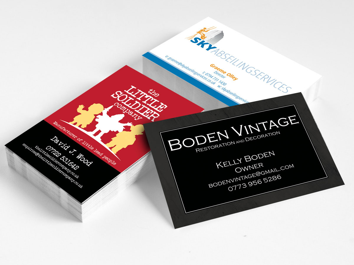 Logo and Business Stationery Design