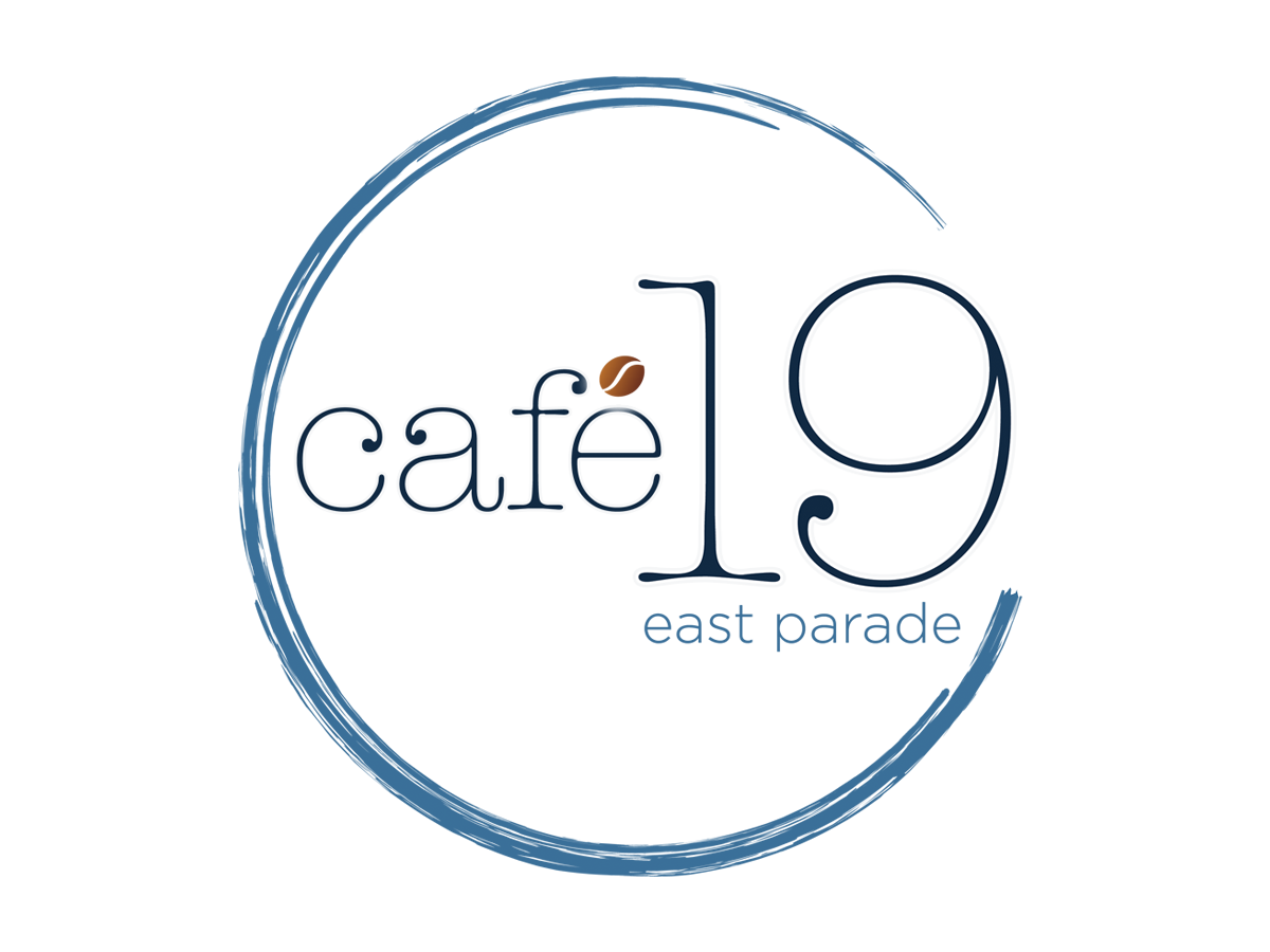 Logo Design Café 19 Whitley Bay