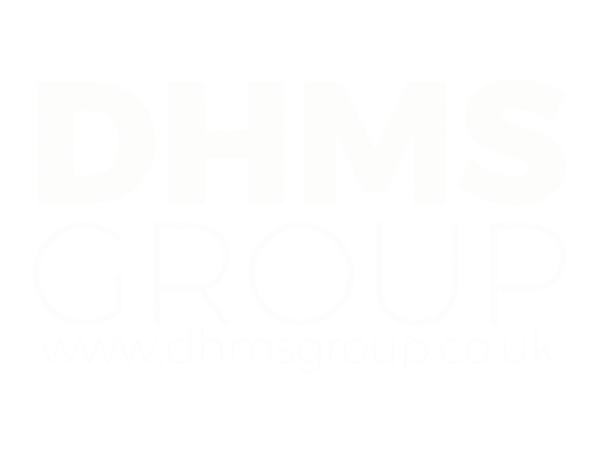 Logo Design DHMS Group